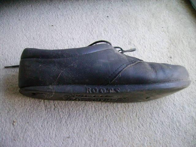 Negative Heel Shoes High